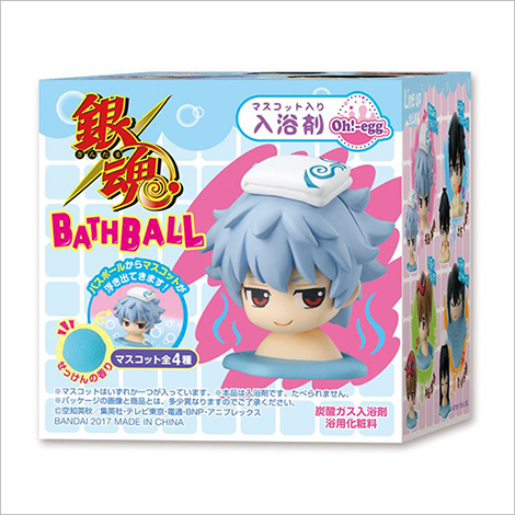 Oh!-egg 銀魂 BATH BALL